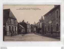 LA CERLANGUE - Le Bureau De Poste - Très Bon état - France