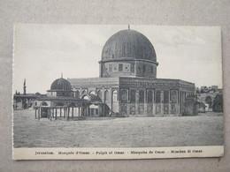 Israel / Jerusalem - Mosquée D ' Omar , Pulpit Of Omar - Israel