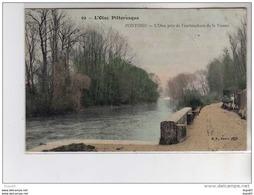 PONTOISE - L'Oise Près De L'embouchure De La Viosne - Très Bon état - Pontoise