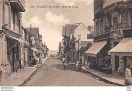 VILLERS SUR MER - Rue De Dives - Très Bon état - Villers Sur Mer