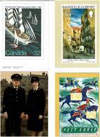 PHILATELIE - POSTE / Lot De 90 Cartes Postales Modernes Neuves - 5 - 99 Karten
