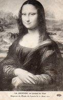 La Joconde Léonard De Vinci - Histoire