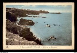 ALGERIE - ENVIRONS DE GUYOTVILLE - L'ILOT ET LES CABANONS - Other Cities