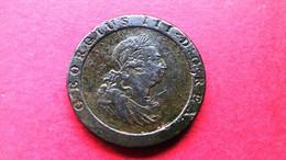 GROßBRITANNIEN Peeny 1797 (Cartweel) Georg III (1760-1820) - 1662-1816: Ende 17. Jh. - Anfang 19. Jh.