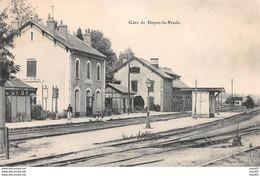 Gare De DOYET LA PRESLE - Très Bon état - Autres Communes