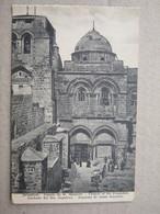Israel / Jerusalem - Church Of The Sepulchre - Israel