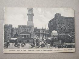 Israel / Jerusalem - Porta De Jaffa , Jaffa Gate , Porta Di Giaffa - Israel