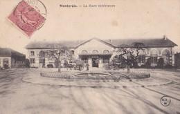 Montargis : La Gare Extérieure - Montargis