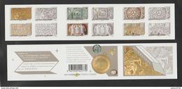 BC 650 Adhésif 2012 Impressions De Reliefs Non Plié Neuf** Sous Faciale - Gedenkmarken