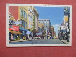 Fourth Avenue Kentucky > Louisville      Ref  3855 - Louisville