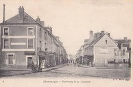 Montargis : Faubourg De La Chaussée - Montargis