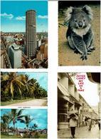 OCEANIE / Lot De 78 Cartes Postales Modernes Neuves - Cartes Postales