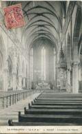 N°2276 T -cpa Ducey -l'intérieur De L'église- - Ducey