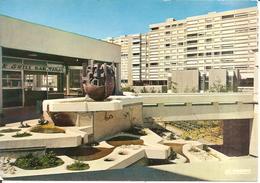 CALUIRE-MONTESSUY (69) Centre Commercial (2 Scans)  CPSM  GF - Caluire Et Cuire