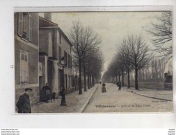 VILLETANEUSE - Avenue De Saint Denis - Très Bon état - Villetaneuse