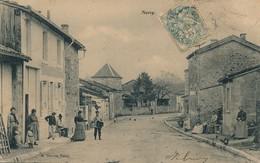 J23 - 52 - NARCY - Haute-Marne - La Rue Centrale - France