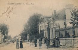 J23 - 52 - VILLIERS-EN-LIEU - Haute-Marne - Le Château Palée - France