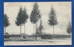 SAINT REMY    Monument Commémoratif Du 6 Octobre 1870   écrite En 1909 - Francia