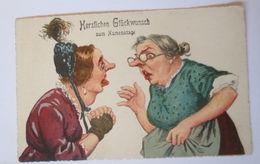 """""""Namenstag, Frauen"""" 1930 ♥  - Fêtes - Voeux"""