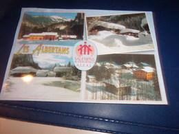 Cpsm Cpm Haute Savoie  Les Albertans Commune De Montriond - Megève
