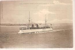 Bateaux - Le Croiseur Catinat - Guerra