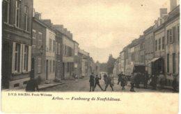 (12) Arlon  Faubourg De Neufchâteau - Arlon