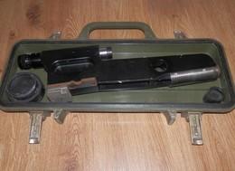Optics MILAN - Missile D'infanterie Léger Antichar ,  Rocket Launcher Neutralisé - Armes Neutralisées