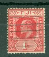 Fiji: 1906/12   Edward    SG119    1d    Used - Fiji (...-1970)