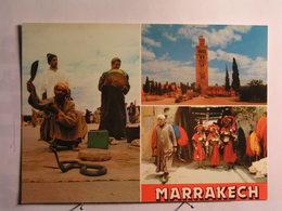 Marrakech - Charmeurs De Serpents - Mosquée Koutoubia..... - Marrakech