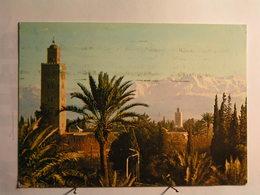 Marrakech - Koutoubia - Et Grand Atlas - Marrakech