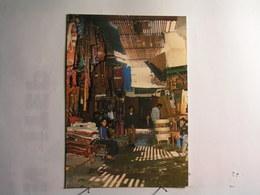 Marrakech - Souk Tapis - Marrakech