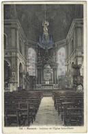 Nevers - Intérieur De L'église Saint-Pierre - Colorisée - Nevers