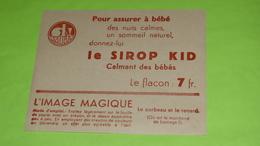 Image Magique Système RARE- FABLE DE LA FONTAINE - Le Corbeau Et Le Renard - 12.5 X 10 - PUB - Très Bon état  Neuf / 232 - Alimentare