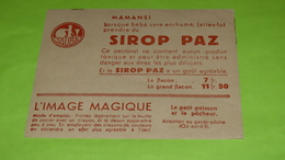 Image Magique Système RARE- FABLE DE LA FONTAINE - Petit Poisson & Pêcheur - 12.5 X 10 - PUB - Très Bon état  Neuf / 234 - Alimentare