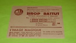 Image Magique Système RARE - FABLE DE LA FONTAINE - Le Coche Et La Mouche - 12.5 X 10 - PUB - Très Bon état  Neuf / 235 - Alimentare