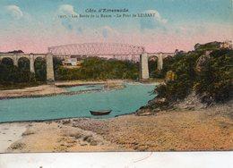Les  Bords  De  La  Rance -  Le  Pont  De   Lessart. - France