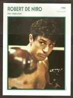 PORTRAIT DE STAR 1980 ÉTATS UNIS USA - ACTEUR ROBERT DE NIRO BOXE BOXEUR - UNITED STATES USA ACTOR CINEMA FILM PHOTO - Fotos