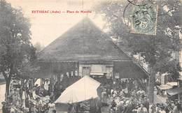 20-1438 : ESTISSAC. PLACE DU MARCHE. - France