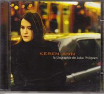 "KEREN ANN ""LA BIOGRAPHIE DE LUKA PHILIPSEN"" CD 2000 - Musique & Instruments"