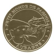 Monnaie De Paris , 2011 , Aubagne , Petit Monde De Pagnol , Au Temps Des Chevriers - Monnaie De Paris