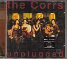 "THE CORRS ""UNPLUGGED"" CD 1999 - Música & Instrumentos"
