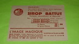 Image Magique Système RARE- FABLE DE LA FONTAINE -La Laitère & Le Pot Au Lait -12.5 X 10- PUB- Très Bon état  Neuf / 237 - Alimentare
