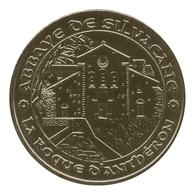 Monnaie De Paris , 2011 ,La Roque D'Antheron , Abbaye De Silvacane - Monnaie De Paris