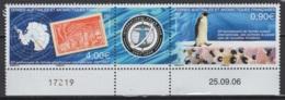 T.A.A.F. 2007. N° Y&T 469/70 (en Triptyque) **, MNH, Fraîcheur Postale, TTB !!. - Ungebraucht