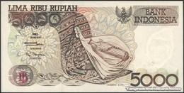 TWN - INDONESIA 130j - 5000 5.000 Rupiah 1992/2001 Prefix QBL UNC - Indonesien