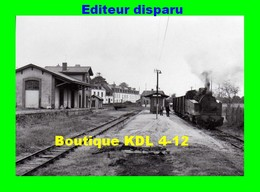 BVA 565-11 - Train - Loco 030+030 T En Gare - CHATEAUNEUF DU FAOU - Finistère - RB - Châteauneuf-du-Faou