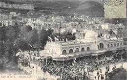20-1457 : MONTE CARLO. CAFE DE PARIS. BATAILLE DE FLEURS. EDITION LL. - Monte-Carlo