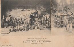Sabarros Près Galan - Briqueterie Poterie V.P. - J.Monfort - Galan