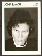 PORTRAIT DE STAR 1980 ÉTATS UNIS USA - ACTEUR JOHN SAVAGE - UNITED STATES USA ACTOR CINEMA FILM PHOTO - Fotos