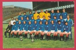 Equipe De Football / Fooball Team - Glasgow Rangers ( Scotland ) - 70 S ( Always See Reverse ) - Soccer